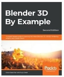 Libro Blender 3D by example